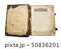 Medieval old book, psalter 50836201