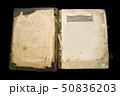 Medieval old book, psalter 50836203
