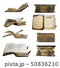 Medieval old book, psalter 50836210