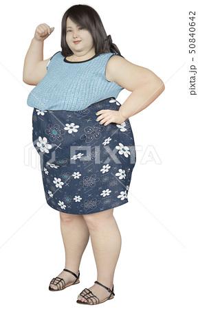 女性 太り 中 年