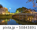 日本 風景 城の写真 50843891