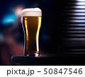 Glass of light beer 50847546