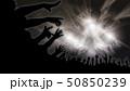 ライブ会場とオーディエンス 50850239