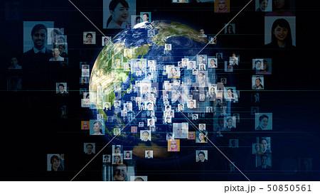 グローバルネットワーク 50850561