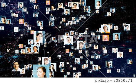 グローバルネットワーク 50850571