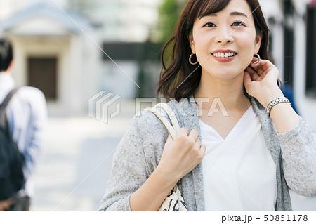 女性 主婦 ショッピング ライフスタイル 50851178