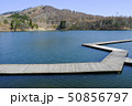聖湖 快晴 晴れの写真 50856797