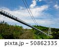 新緑の九重夢大吊橋 50862335