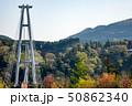 新緑の九重夢大吊橋 50862340