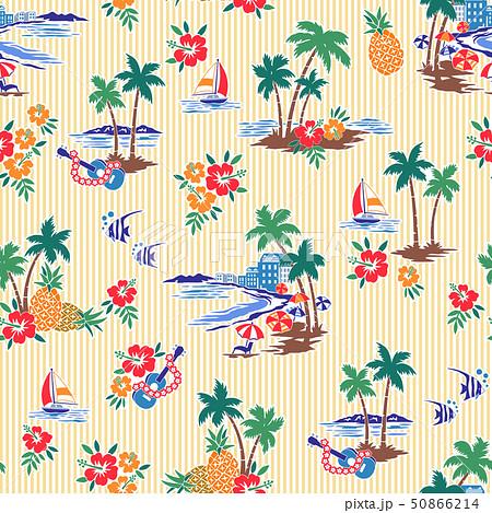 ビーチのパター 50866214