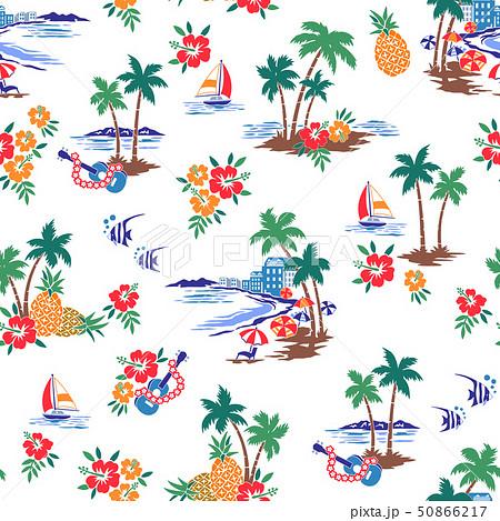 ビーチのパター 50866217