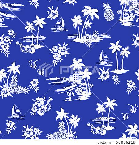 ビーチのパター 50866219