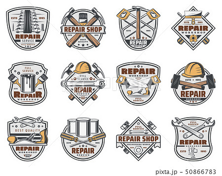 Repair and construction workshop hand tools 50866783