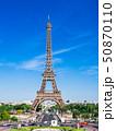 パリ エッフェル塔 タワーの写真 50870110