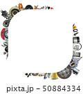 Vector Car Parts Corner Frame 50884334