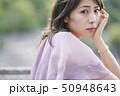 女性 ポートレート 人物の写真 50948643