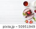 ケーキ 洋菓子 ペストリーの写真 50951949