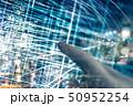 サイバー オンライン ネットの写真 50952254
