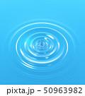 水の波紋 50963982