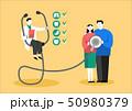 イラスト 挿絵 健康のイラスト 50980379