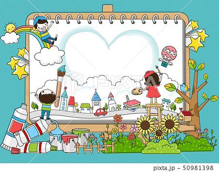 Education illustrations 08 50981398