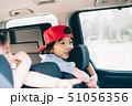 家族 車 ドライブ 51056356