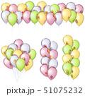 Vector Mirror Balloons 51075232
