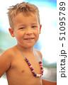 ポートレート 子 子供の写真 51095789