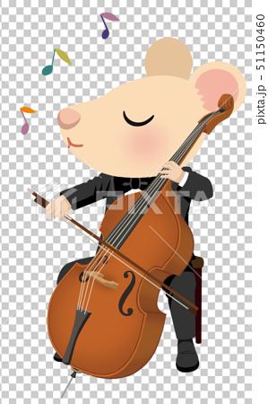2020新年卡四重奏_大提琴_倉鼠 51150460