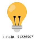 light bulb icon 51226507