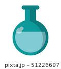 Medical flask cartoon symbol 51226697