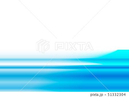 青のグラデーション 51332304