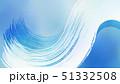 背景-和-和風-和柄-日本-和紙-筆-水色-夏-涼 51332508