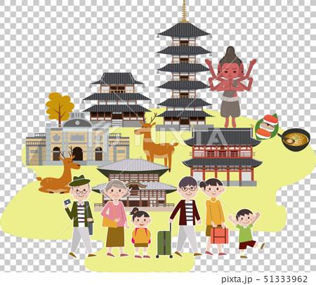 奈良觀光旅遊 51333962