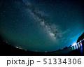 南伊豆の大瀬の奇岩、蓑掛島の天の川 51334306