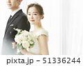 カップル 結婚 51336244