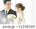 カップル 結婚 51336305