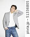 人物 男性 ビジネスマンの写真 51336805