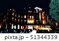 東京駅夜景 51344339