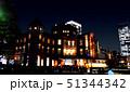 東京駅夜景 51344342