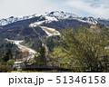 長野県 白馬村 風景 八方尾根スキー場 51346158