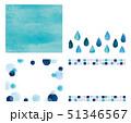 水のイメージのカード 51346567