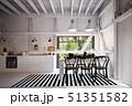 キッチン 厨房 台所のイラスト 51351582