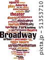 Broadway word cloud 51353710