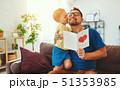 お父さん 父 父親の写真 51353985