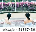 プールサイド プール 泳ぐの写真 51367439
