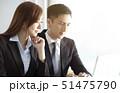 PC ノートパソコン ビジネスの写真 51475790