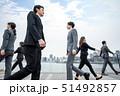 人々 ビジネス ビジネスマンの写真 51492857