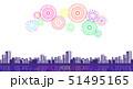 花火 打ち上げ花火 花火大会のイラスト 51495165