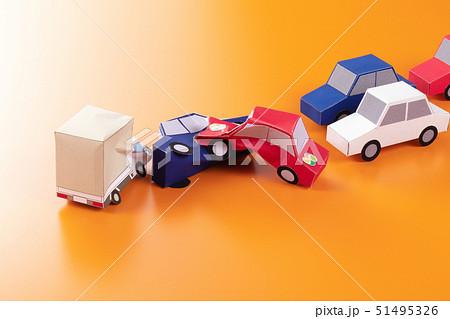 ペーパークラフト イメージ 高齢ドライバー 51495326